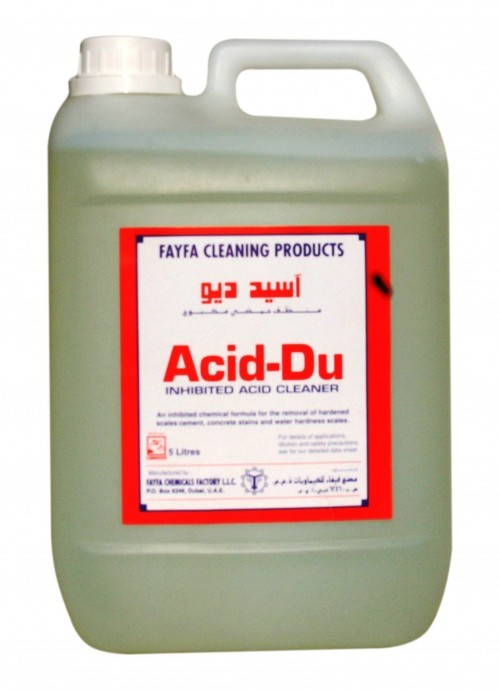 Acid-Du  All Products