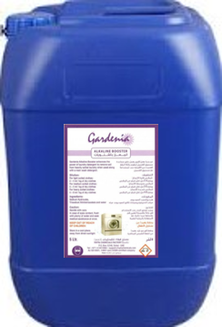 Gardenia Alkaline Booster 20L All Products