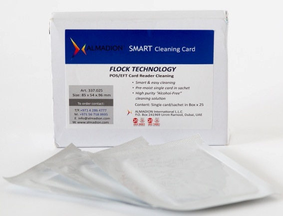 POS/EFT Smart Cleaning Card All Products