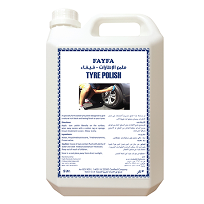 AUTOMOTIVE TYRE POLISH Body Wash & Polish