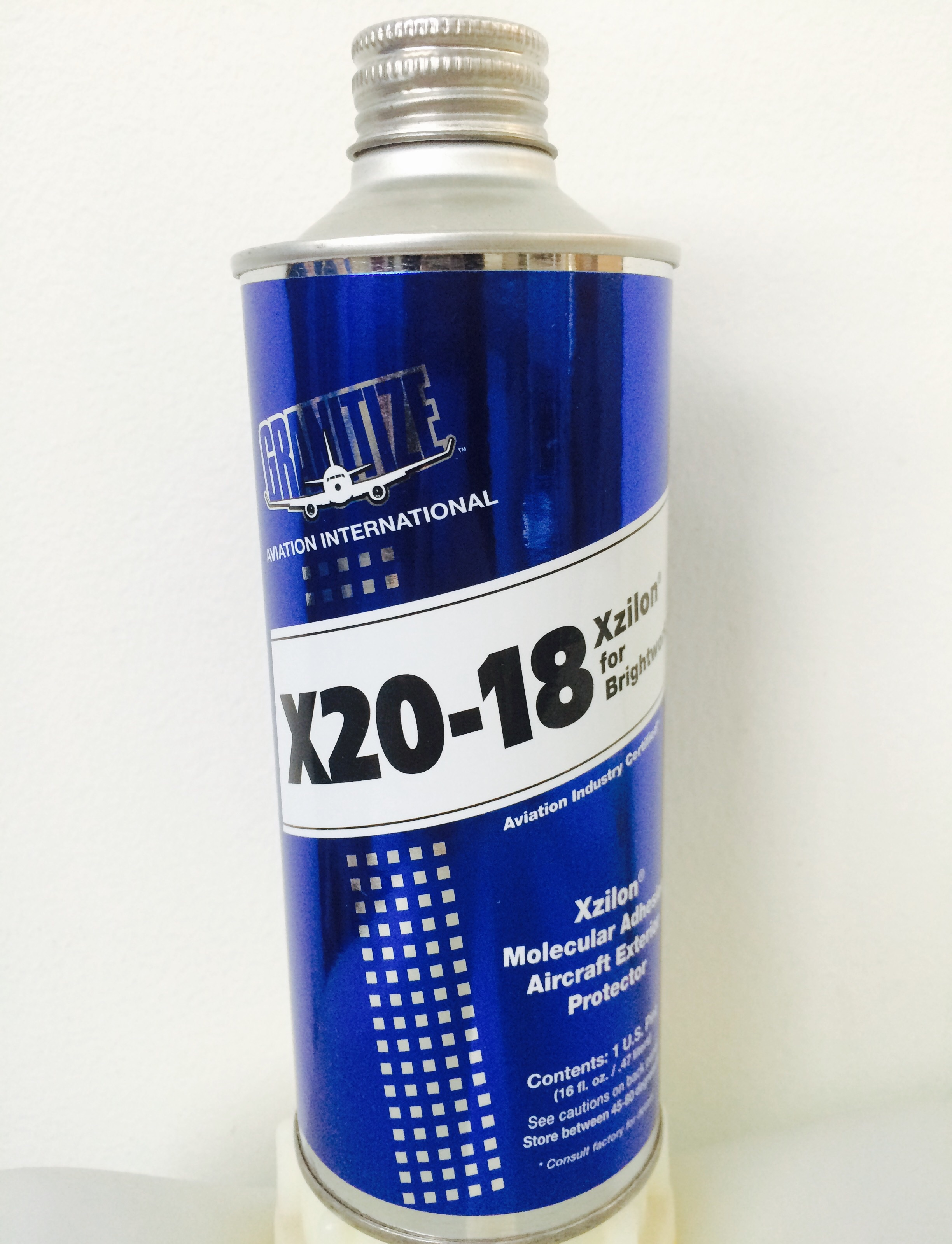 X20 -18  Aircraft Exterior Protector Brightwork Solutions