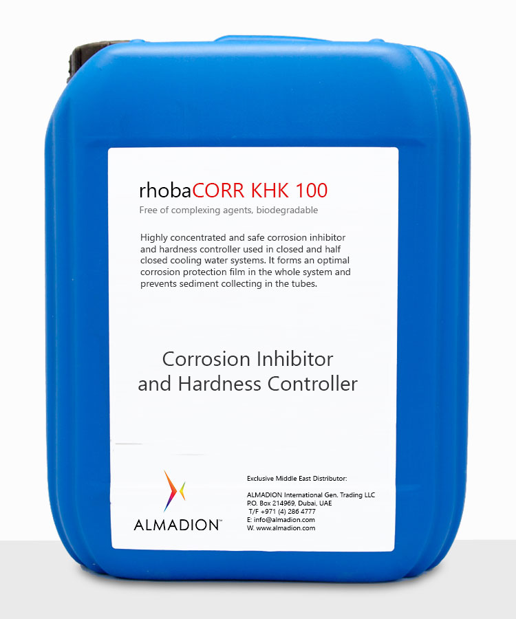 rhobaCORR KHK 100 Preventative Maintenance