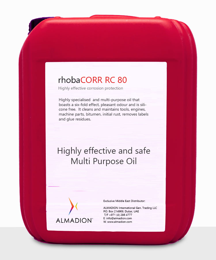 rhobaCORR RC 80 All Products